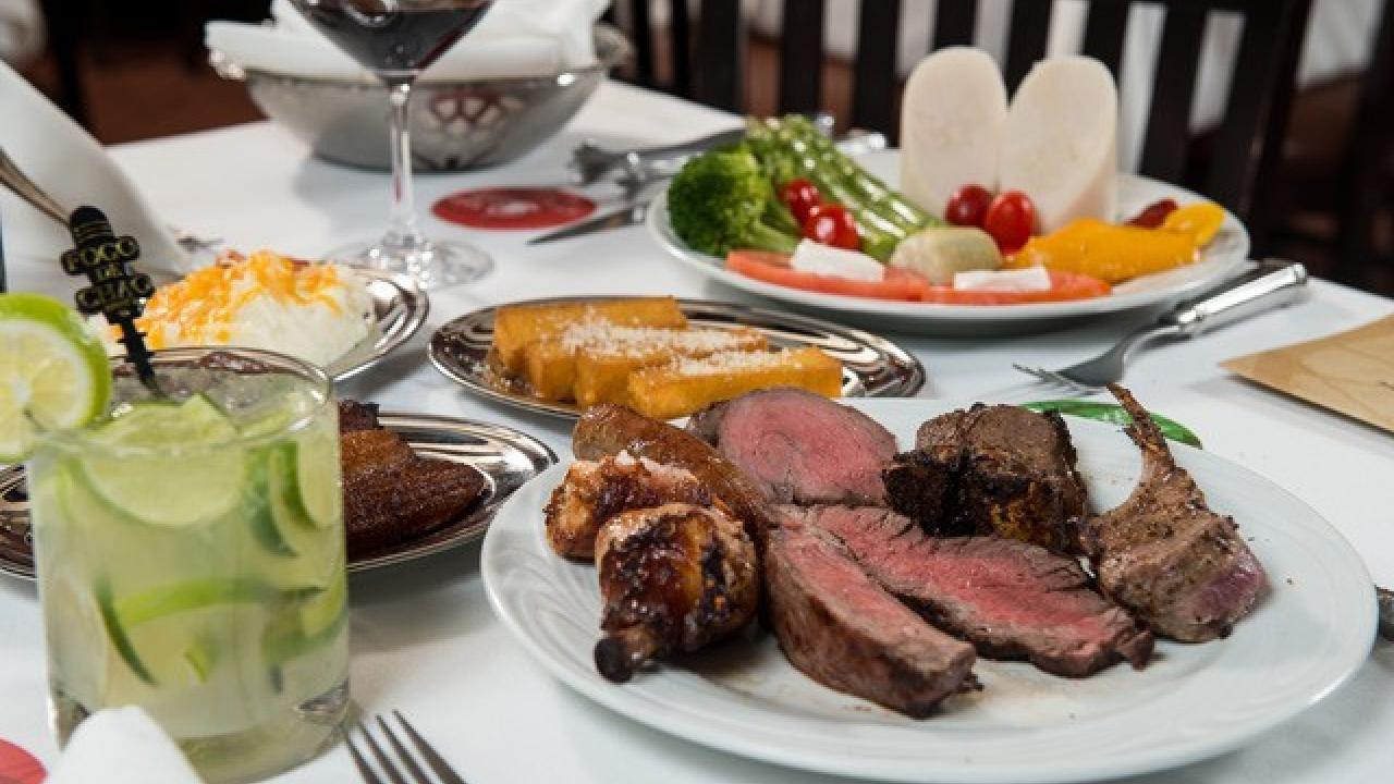 Indulge at Fogo de Chao