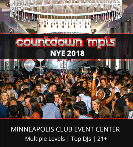 Minneapolis New Year's Eve