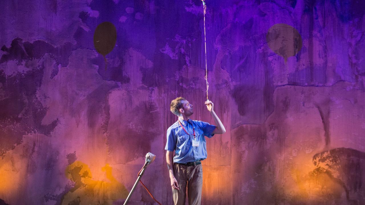 Explore our theater scene at the Minnesota Fringe Festival