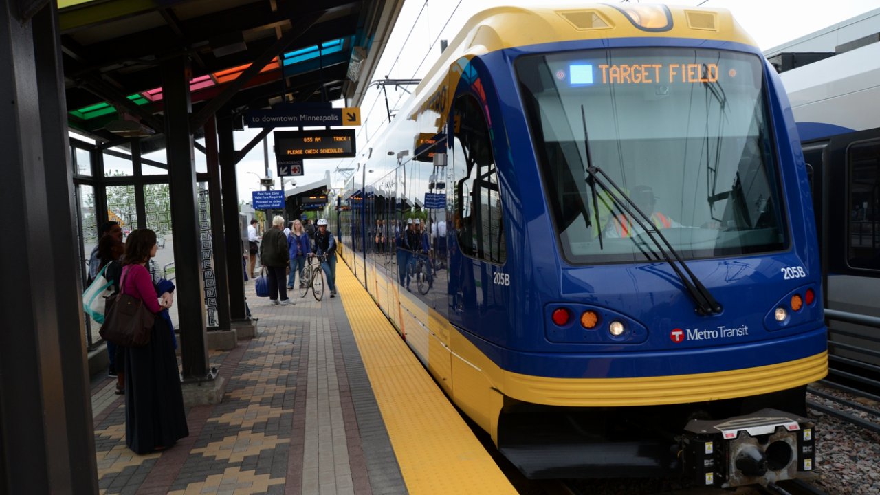 View Light Rail and Bus Schedules