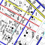 downtown bike map MPLS