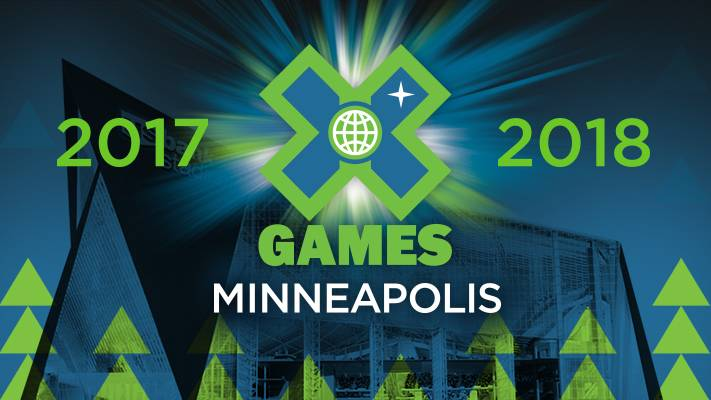 ESPN Selects Minneapolis, Minnesota, to Host X Games in the U.S.